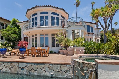 La Jolla Rental For Rent: 6209 Camino De La Costa