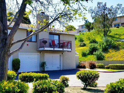 Chula Vista Townhouse For Sale: 530 Georgetown Pl