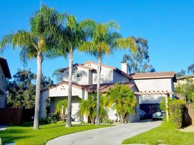 Chula Vista Single Family Home For Sale: 2643 Flagstaff Ct