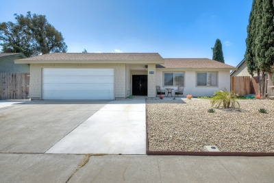 Oceanside Single Family Home For Sale: 3705 Forest Road
