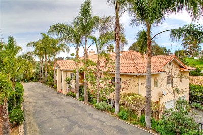 Encinitas CA Multi Family 2-4 For Sale: $1,999,900
