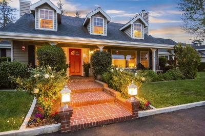 Single Family Home For Sale: 20282 Elfin Forest Rd