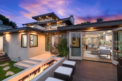 La Jolla Rental For Rent: 5845 Camino De La Costa
