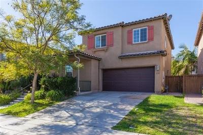 Chula Vista Single Family Home For Sale: 1706 Brezar St.