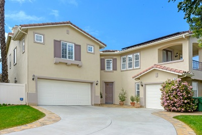 Carlsbad Single Family Home For Sale: 1762 Oriole Court