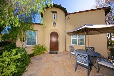 Santaluz Single Family Home For Sale: 8176 Santaluz Village Grn N
