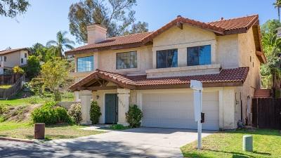 Single Family Home For Sale: 10020 Carissa Ln