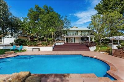 Vista Single Family Home For Sale: 1152 Loma Vista Way