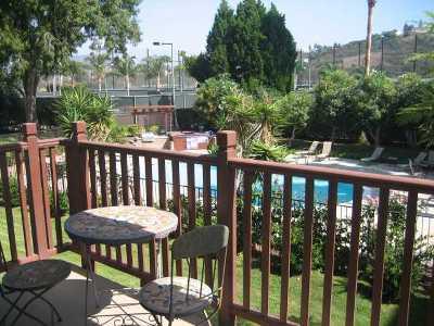 Oceanside,  Carlsbad , Vista, San Marcos, Encinitas, Escondido, Rancho Santa Fe, Cardiff By The Sea, Solana Beach Rental For Rent: 2003 Costa Del Mar Rd #660