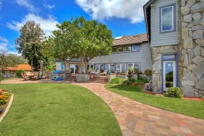 Vista Single Family Home For Sale: 2958 Ora Avo Ter