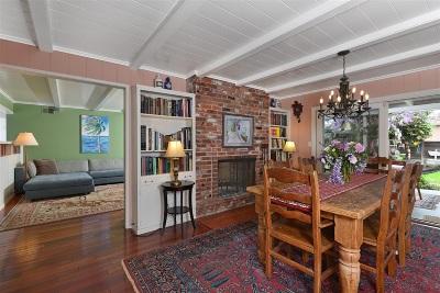 La Jolla Rental For Rent: 537 Westbourne
