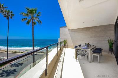 La Jolla CA Attached For Sale: $4,150,000