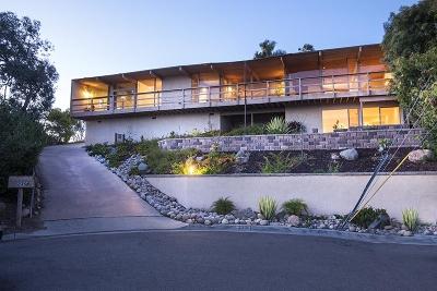 San Diego Single Family Home For Sale: 2308 Geranium St