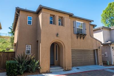 Single Family Home For Sale: 4209 Paseo De Paz