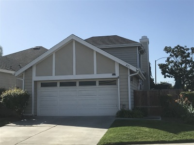 Carlsbad Single Family Home For Sale: 821 Windcrest