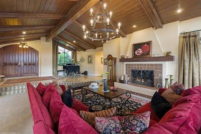 Single Family Home For Sale: 2732 Vista Del Piedra