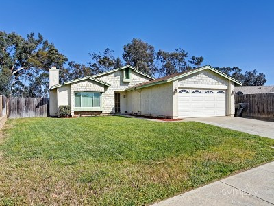 San Diego Single Family Home For Sale: 9979 Kibler Dr