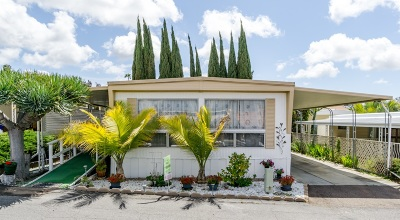 Vista Mobile/Manufactured For Sale: 718 Sycamore Ave #135