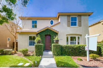 Chula Vista Single Family Home For Sale: 1532 Hunters Glen Ave