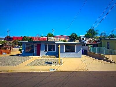 San Diego Single Family Home For Sale: 5952 Thorn Street