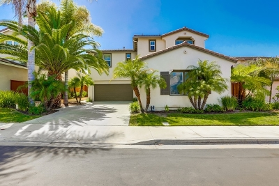 Oceanside Single Family Home For Sale: 1137 Midnight Way