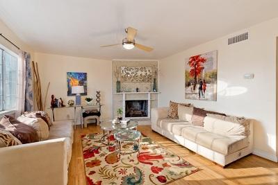 San Diego Single Family Home For Sale: 2803 Dusk Drive