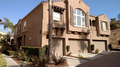 San Diego Townhouse For Sale: 11783 Miro Cir