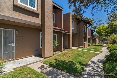 Attached For Sale: 1580 Mendocino Dr #70