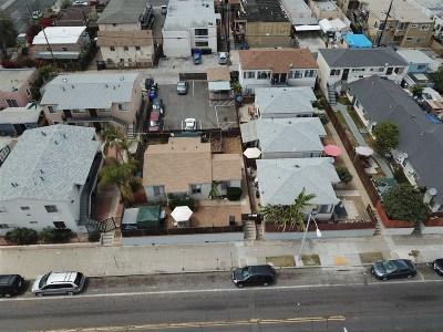 San Diego Multi Family 5+ For Sale: 3826 Euclid