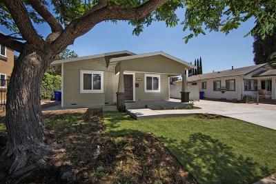 San Diego Multi Family 5+ For Sale: 4567 Felton St