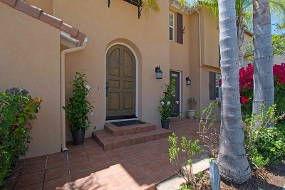 La Jolla, University City Single Family Home For Sale: 2755 Ridgegate Row