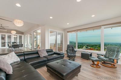 San Diego County Single Family Home For Sale: 4140 W W Arrieta Cir