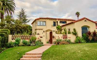 San Diego Single Family Home For Sale: 5302 E Palisades Road