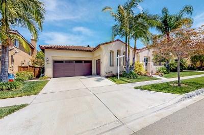 Chula Vista CA Single Family Home For Sale: $730,000
