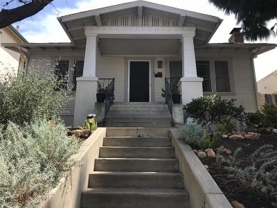North Park Rental For Rent: 3645 Villa Terrace