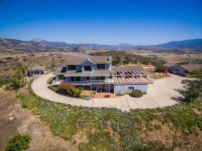 San Diego County Single Family Home For Sale: 13972 Whispering Meadows