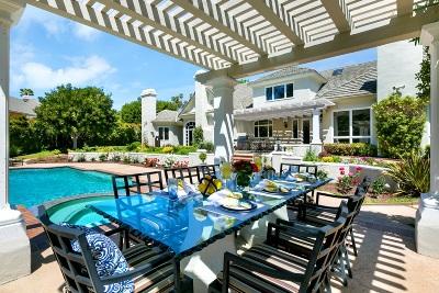 Fairbanks Ranch Single Family Home For Sale: 17515 Calle Mayor