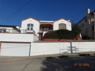 San Diego Multi Family 2-4 For Sale: 2863-2865 State Street