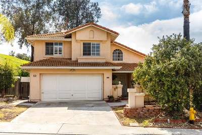 Oceanside Single Family Home For Sale: 3003 Andorra Way