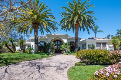 Rancho Santa Fe Single Family Home For Sale: 7423 Turnberry Ct