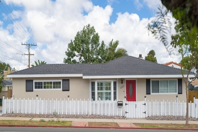 Single Family Home For Sale: 1221 4th St