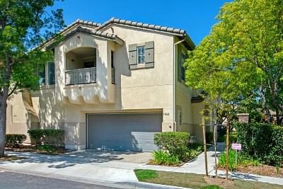 Chula Vista CA Townhouse For Sale: $425,000