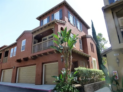 Torrey Highlands Townhouse For Sale: 7890 Via Montebello #1