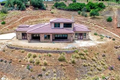 San Diego Single Family Home For Sale: 15456 Markar Rd