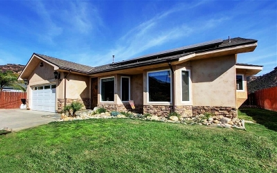 Single Family Home For Sale: 865 St. George Dr.