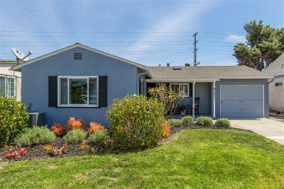 North Park, North Park - San Diego, North Park Bordering South Park, North Park, Kenningston, North Park/City Heights Single Family Home For Sale: 3421 Vancouver Ave