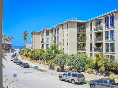 La Jolla Shores Attached Sold: 8110 El Paseo Grande #206