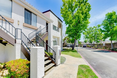 San Diego County Attached For Sale: 8489 Westmore Rd #44