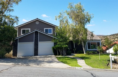 Single Family Home For Sale: Vista Vicente Drive
