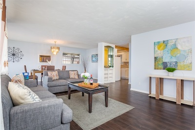 San Diego County Single Family Home For Sale: 87 E Oxford St.